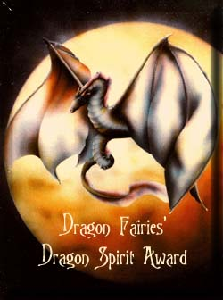 Dragon Fairies' Dragon Spirit Award