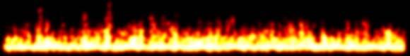 Flame bar